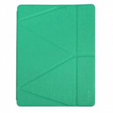 Чехол Logfer Origami+Stylus для iPad Pro 12.9 2020 Spearmint