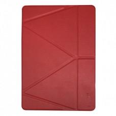 Чехол Logfer Origami для iPad Pro 12.9 2020 Red