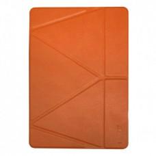 Чехол Logfer Origami для iPad Pro 12.9 2020 Orange