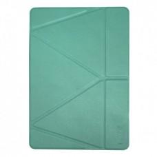 Чехол Logfer Origami для iPad Pro 12.9 2018-2019 Pine Green