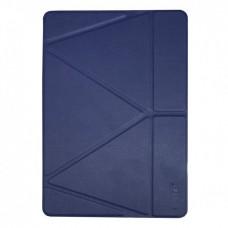 Чехол Logfer Origami для iPad Pro 12.9 2018-2019 Midnight Blue