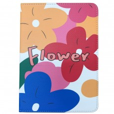 Чехол Slim Case для iPad PRO 10.5 Flowers Mix