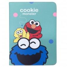 Чехол Slim Case для iPad Pro 9.7 Cookie Monster Mint