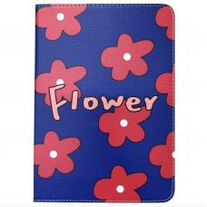 Чехол Slim Case для iPad Pro 9.7 Flowers Blue
