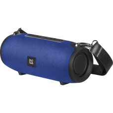 Портативная колонка Defender Enjoy S900 синий, 10Вт,BT/FM/TF/USB/AUX