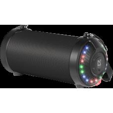 Портативная колонка Defender G28 12Вт, BT/FM/USB/AUX/RGB Lights