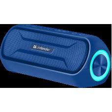 Портативная акустика Defender Enjoy S1000 синий, 20Вт, bluetooth