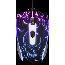 Проводная игровая мышь Defender Overmatch GM-069 оптика,4кнопки,2400dpi