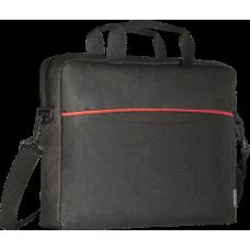 "Сумка для ноутбука Defender Lite 15.6"" черный, карман"