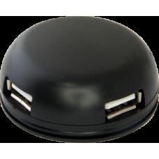 Универсальный USB разветвитель Defender Quadro Light USB 2.0, 4 порта