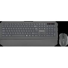 Беспроводной набор Defender Berkeley C-925 RU,черный,мультимедийный