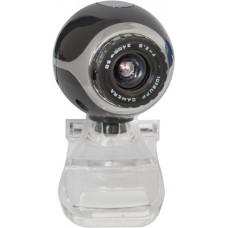 Веб-камера Defender C-090 0.3МП, черный
