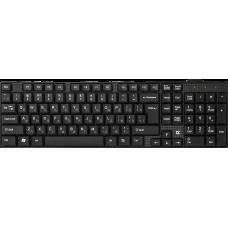 Проводная клавиатура Defender Accent SB-720 RU,черный,компактная