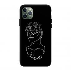 Силиконовый чехол Softmag Case Head для iPhone 11 Pro