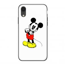 Силиконовый чехол Softmag Case Микки Маус для iPhone Xr