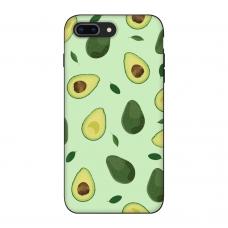 Силиконовый чехол Softmag Case Зеленый авокадо для iPhone 7 Plus / 8 Plus