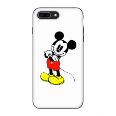 Силиконовый чехол Softmag Case Микки Маус для iPhone 7 Plus / 8 Plus