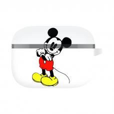 Силиконовый чехол Softmag Case Микки Маус для AirPods Pro