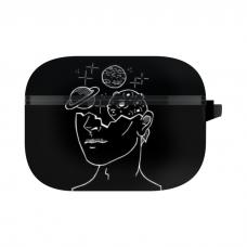 Силиконовый чехол Softmag Case Head для AirPods Pro