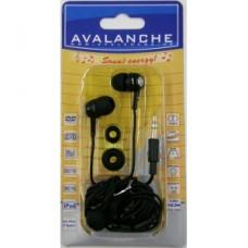 Наушники Avalanche MP3-236 black