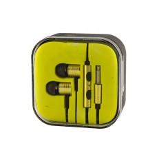 Гарнитура Xiaomi EN50332-2 желтый