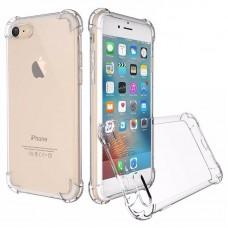 Чехол для iPhone 7 / 8 WXD силиконовый ударопрочный прозрачный