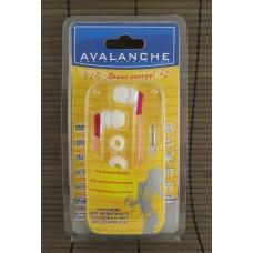 Наушники Avalanche MP3-276 pink