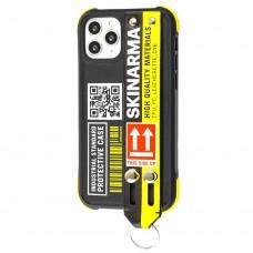 Чехол для iPhone 11 Pro SkinArma case Hasso series желтый