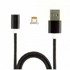 Кабель USB Aspor AM-101 lightning черный