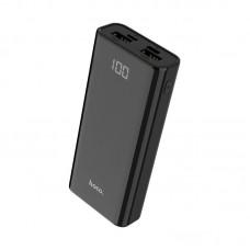 Внешний аккумулятор power bank Hoco J45 Elegant 10000 mAh black