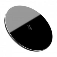 Беспроводное зарядное устройство Baseus Simple 15W (Type-C version) черный