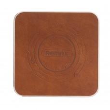 Беспроводное зарядное устройство Remax RP-W6 золотистый