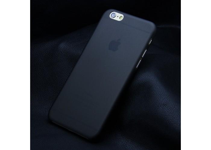 Ультратонкий чехол для iРhone 6 Plus/6S Plus (черный)