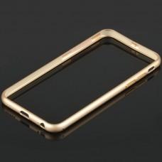 Алюминиевый бампер для iPhone 6/6S (позолоченный)