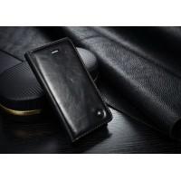 Чехол-кошелек для iPhone 5-5S (черный)