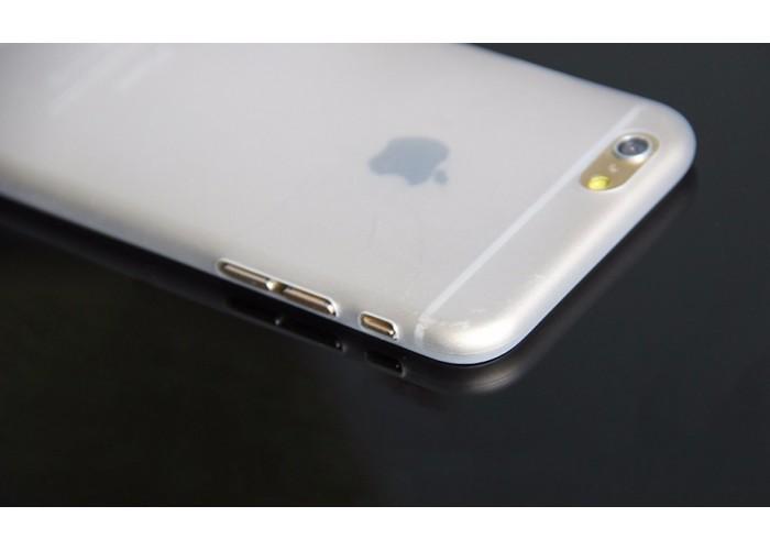 Ультратонкий чехол для iРhone 6 Plus/6S Plus  (белый)