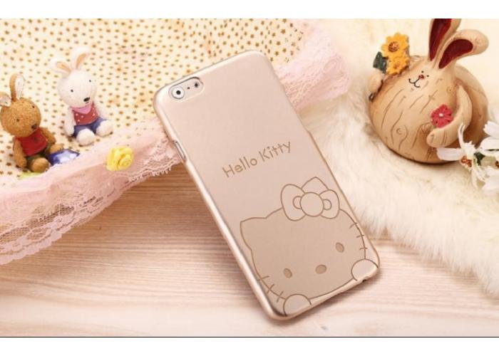 "Пластиковый чехол для iPhone 6/6S ""Hello Kitty"""