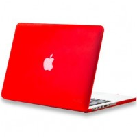"""Защитный чехол для MacBook Pro 13"""" (красный)"""