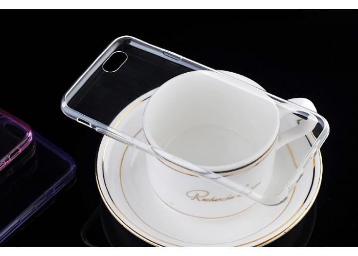 Силиконовый чехол для iРhone 6/6s (прозрачный)