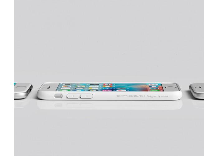 Чехол Araree Airfit для iPhone 6/6s (белый)