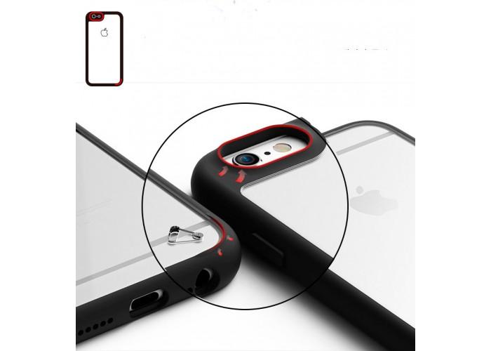 Чехол Araree Bumper Plus для iPhone 6/6s (черный)