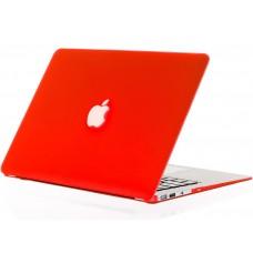 """Защитный чехол для MacBook Air 11"""" (красный)"""