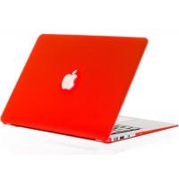 """Защитный чехол для MacBook Air 13"""" (красный)"""