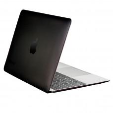 """Защитный чехол для MacBook 12"""" (черный)"""
