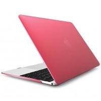 """Защитный чехол для MacBook 12"""" (красный)"""