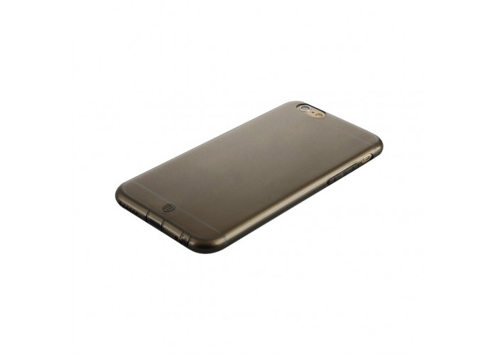 Силиконовый чехол Baseus Simple Case Balck для iPhone 6/6s