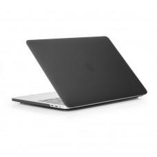 Пластиковый чехол MacBook Pro 15 Soft Touch Matte Black (2016/2017)
