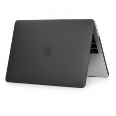 Пластиковый чехол MacBook Pro 13 Soft Touch Matte Black (2016/2017)