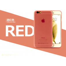 TOTU Frosted Design Mate Red для iPhone 6/6s