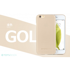 TOTU Frosted Design Mate Gold для iPhone 6/6s